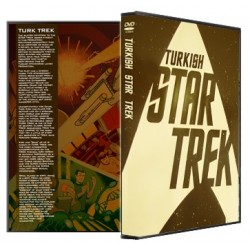 Turkish Star Trek DVD with English Subtitles