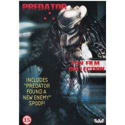 Predator Fan Film Collection DVD
