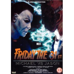 Friday The 31st Michael vs Jason DVD