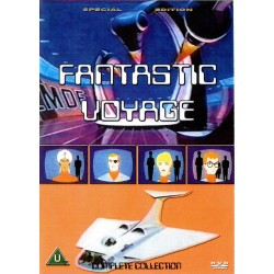 Fantastic Voyage Animated Series 2 DVD set