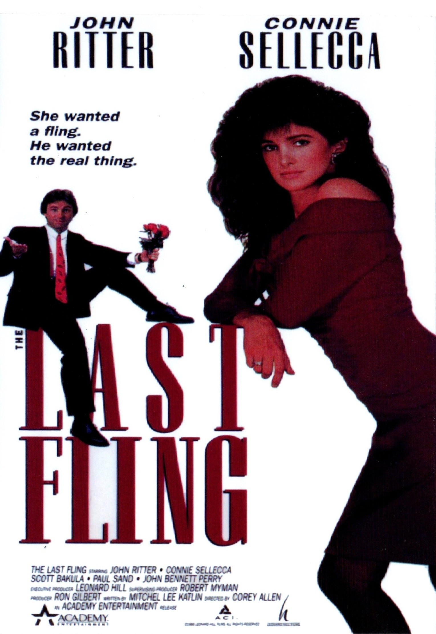 Connie Sellecca the last fling
