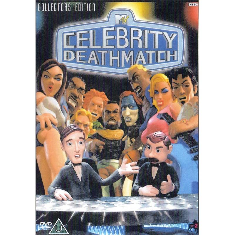 Beavis & Butthead Celebrity Death Match - YouTube