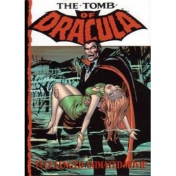 THE TOMB OF DRACULA LORD OF VAMPIRES DVD FULL LENGTH ANIMATED MOVIE
