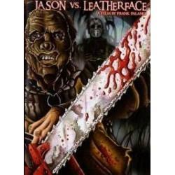 Jason vs Leatherface 2 movies on dvd
