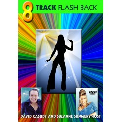 8 Track Flashback with David Cassidy & Suzanne Summers