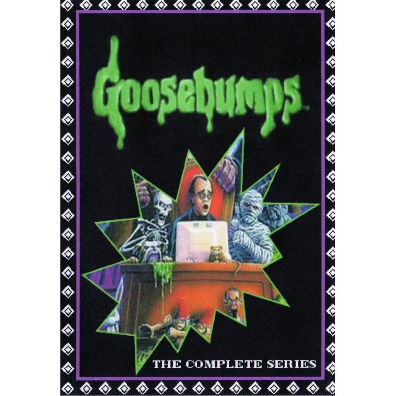 Goosebumps COMPLETE SET! ORIGINAL COVERS 62-R L Stine Books-vgc-#60 w/mask-