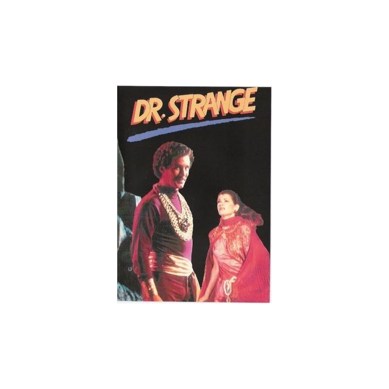 dr Strange 1978 Live Action