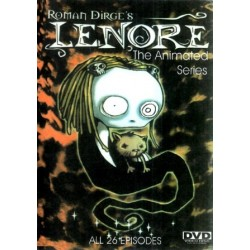 Lenore: The Animated Series DVD