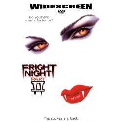 FRIGHT NIGHT 2 in widescreen DVD rare 1988 vampire horror film