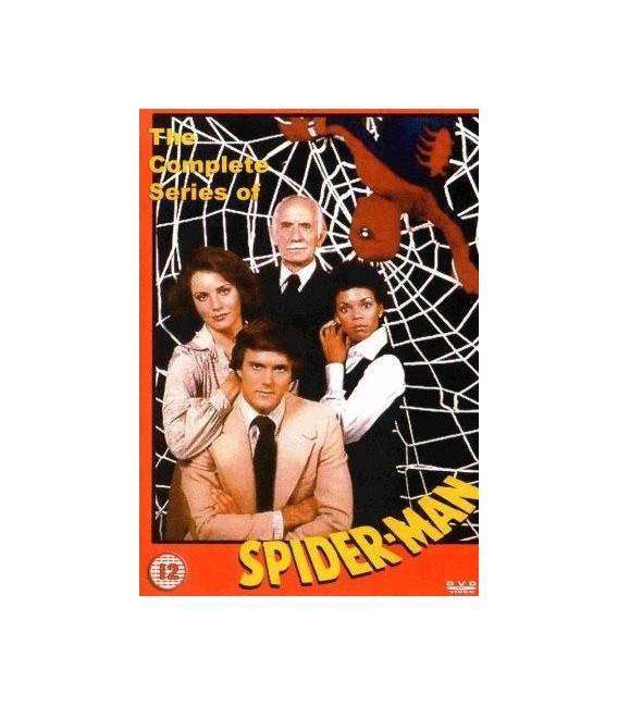 Spider-Man Live action TV series DVD