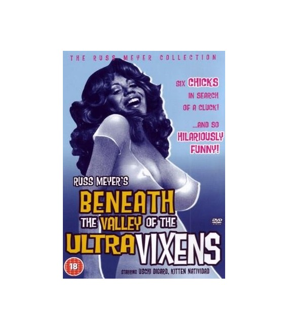 Beneath the Valley of the Ultra-Vixens DVD
