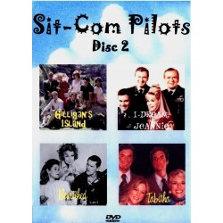 Sit-Com Pilots from the 60's DVD