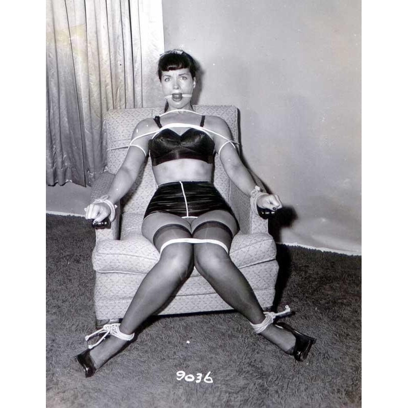 Betty Page Photos: Bettie Page Photo 10