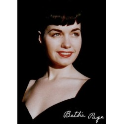 Bettie Page Photo 15
