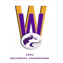 1992 National Champions Washington Husky Football Highlights DVD