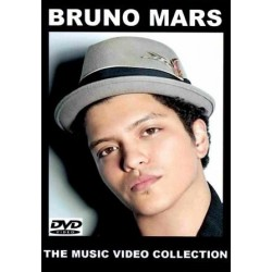 Bruno Mars Music Videos Fan Club DVD