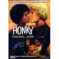HONKY DVD starring Brenda Sykes & John Nielson, uncut version