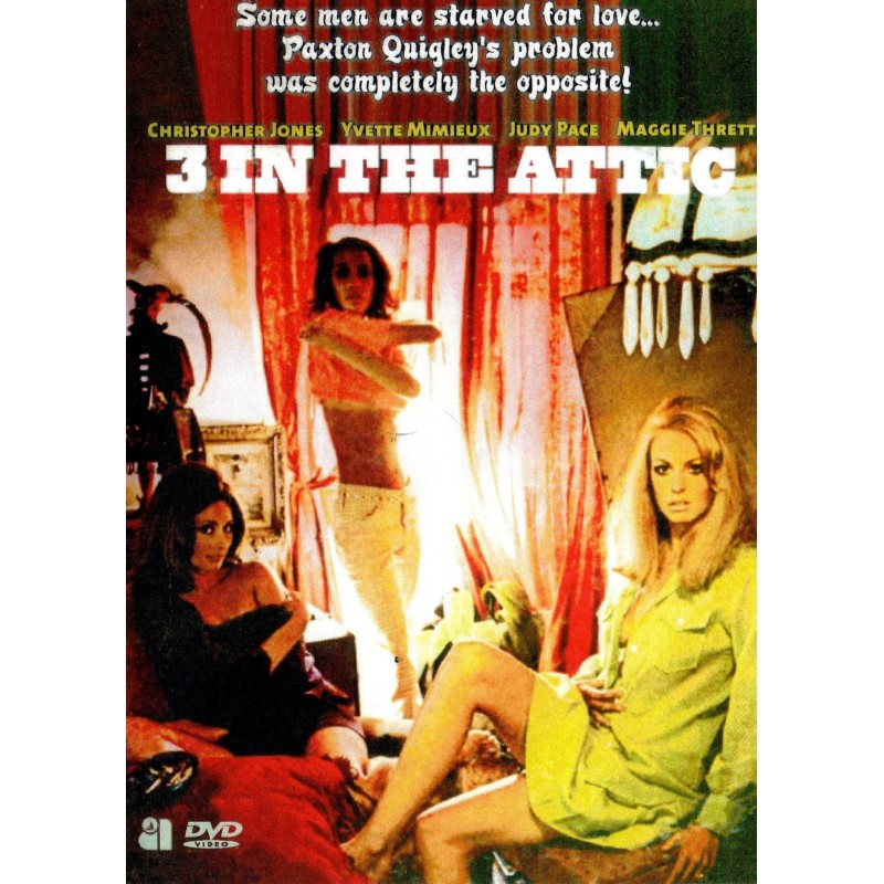 movie three in the attic 1968