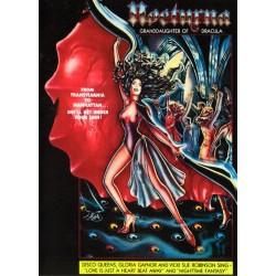 Nocturna DVD Rare Vampire Film