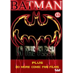 31 Comic Fan Films on DVD