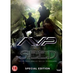 Aliens vs Predators AVP S.E.E.D. DVD fan film