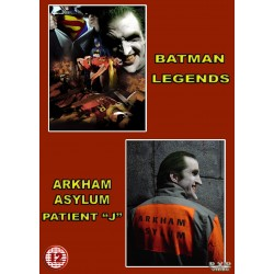 "Batman Legends & Patient ""J"" Fan Film DVD"