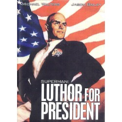 Superman: Luthor for President DVD fan film