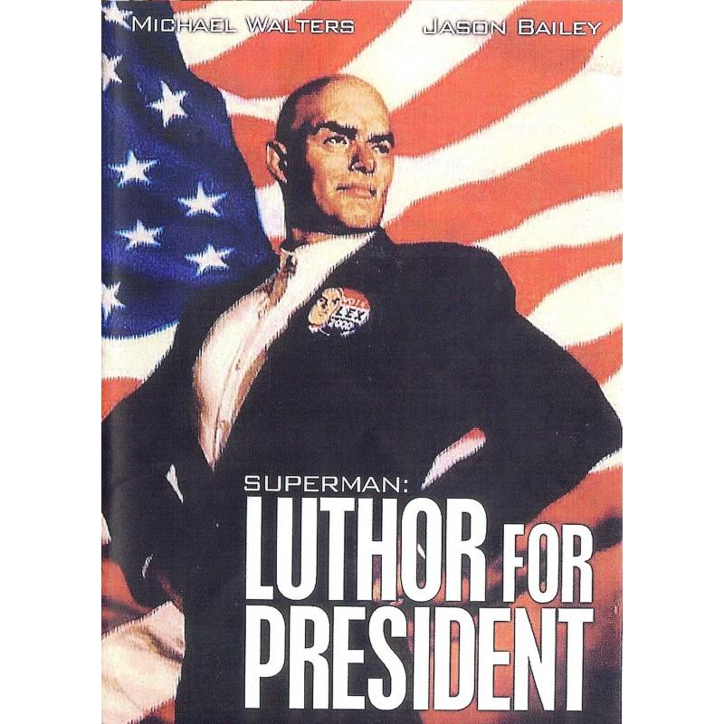 superman for president
