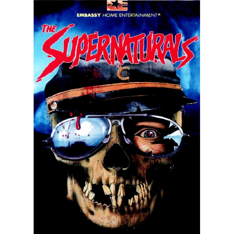 The Supernaturals Dvd Media Collectibles