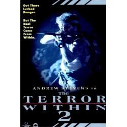 The Terror Within II DVD