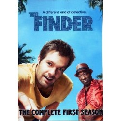 The Finder complete TV series DVD set