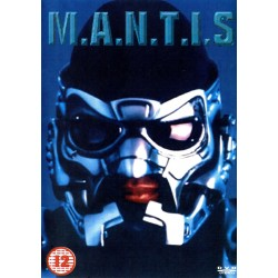 M.A.N.T.I.S.: The Complete Series 4 DVD set