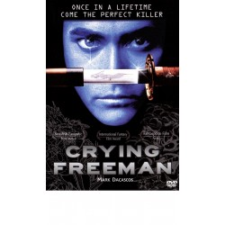 Crying Freeman DVD