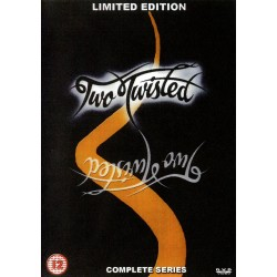 Two Twisted Australian TV series 2 DVD set