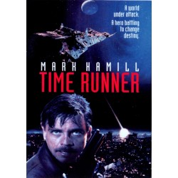 Time Runner DVD starring Mark Hamill & Rae Dawn Chong