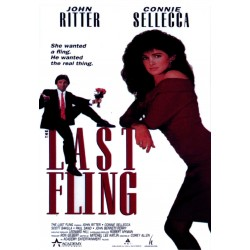The Last Fling DVD starring John Ritter & Connie Sellecca
