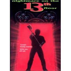 Nightmare on the 13th floor DVD