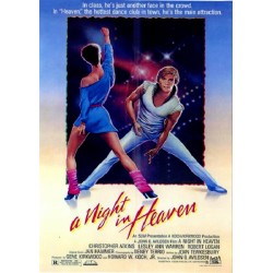 A Night in Heaven DVD starring Christopher Atkins & Lesley Ann Warren
