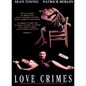 Love Crimes DVD starring Sean Young UNCUT!!!