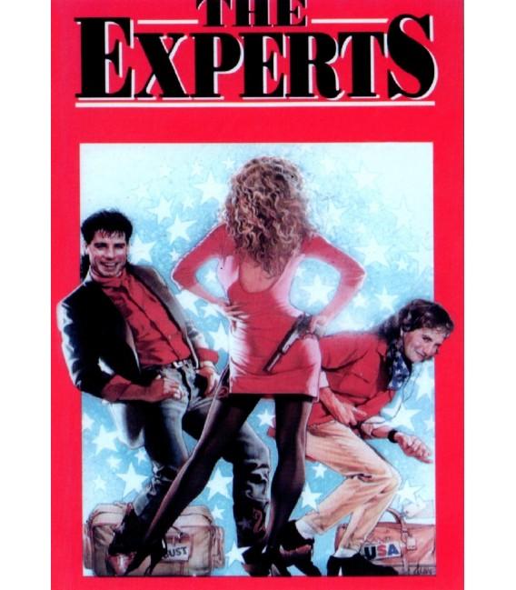 The Experts DVD starring John Travolta & Kelly Preston