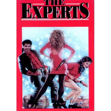 the experts dvd starring john travolta amp kelly preston