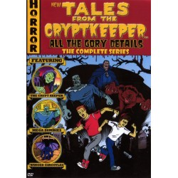 Tales from the Cryptkeeper animated all 3 seasons 3 DVD set