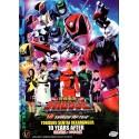 Tokusou Sentai Dekaranger 10 Year After DVD