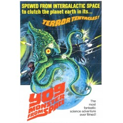 Space Amoeba A.K.A Yog, Monster from Space DVD