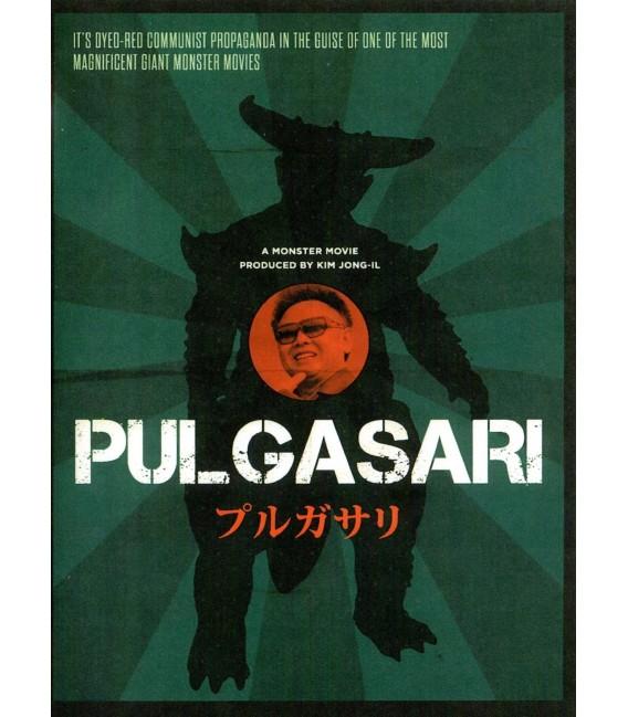 Pulgasari DVD