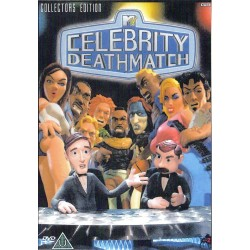 Celebrity Deathmatch Boxed Set 5 DVD's
