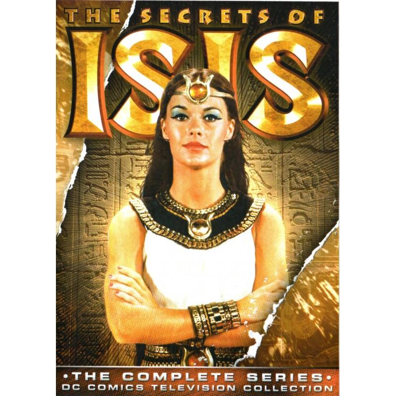 The Secret Of Isis Complete Series 3 Dvd Set Media