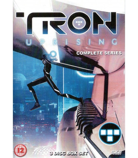 Tron: Uprising complete series 3 DVD set