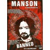 Charles Manson BANNNED 1972 documentary film on DVD