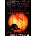 Guinea Pig: Flower of Flesh and Blood double feature DVD
